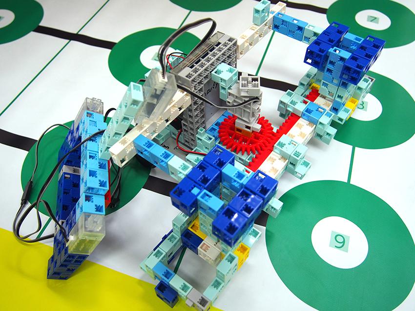 国際ロボット競技会 ロボット